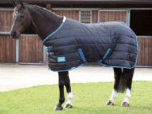 SHIRES TEMPEST LIGHT STABLE RUG - 7FT - RRP £49.99